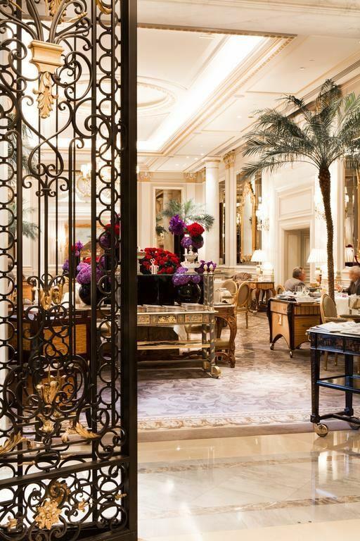 Four Seasons Hotel George V Франция Париж