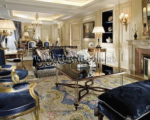 Four Seasons Hotel George V Париж