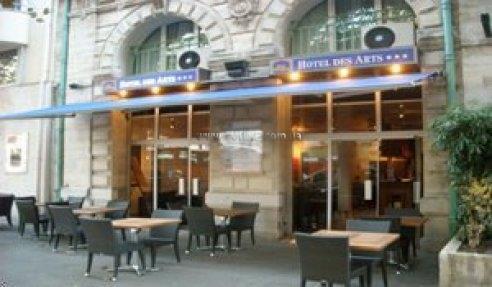 Des Arts Париж