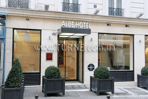 Отель D Albe Франция Париж