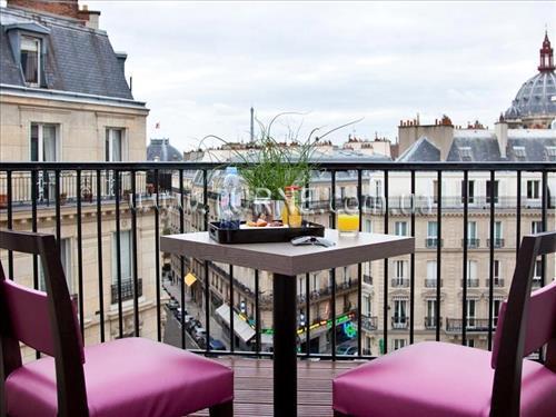 Отель Wilson Opera Франция Париж