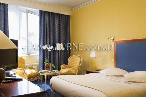 Отель Best Western Etoile Saint Honore Париж