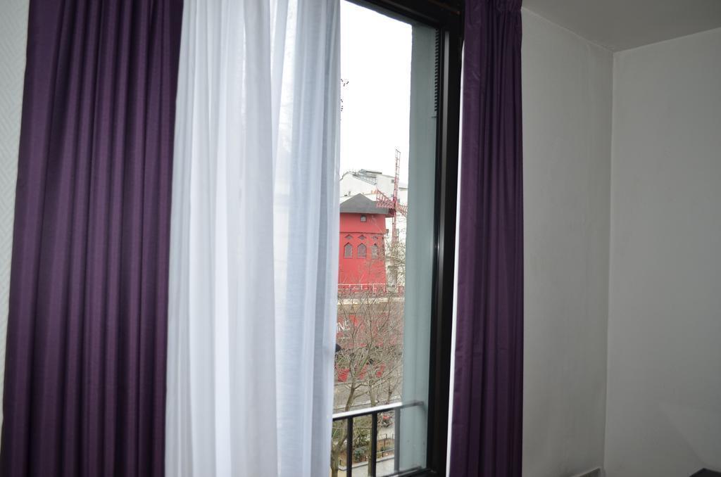 Отель Gold (ex. Eurotel) Франция Париж