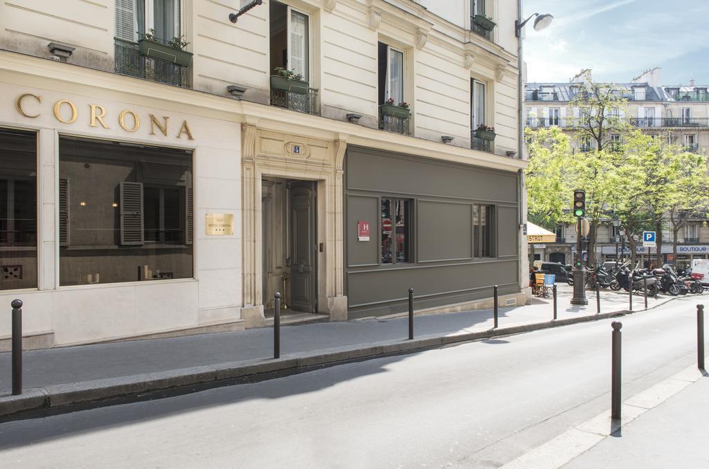 Отель Corona Rodier Франция Париж
