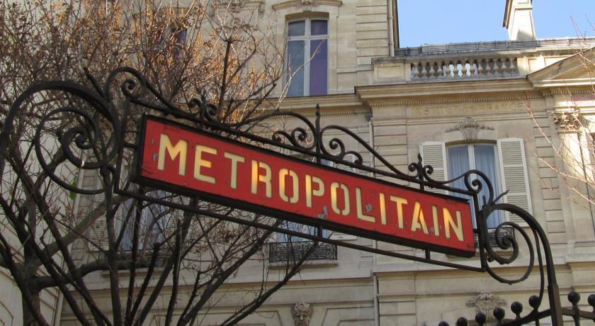 Отель Corona Rodier Париж