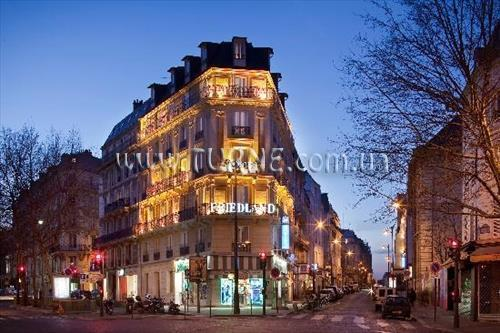 Фото Champs Elysees Friedland Париж