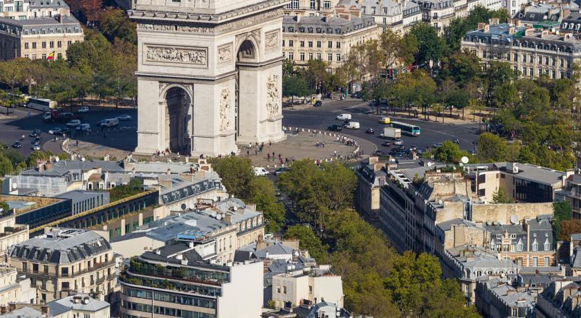 Amarante Arc De Triomphe Париж