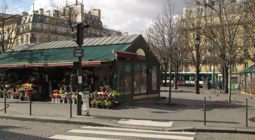 Amarante Arc De Triomphe Франция Париж