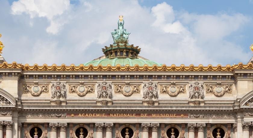 Отель Golden Tulip Opera De Noailles Франция Париж