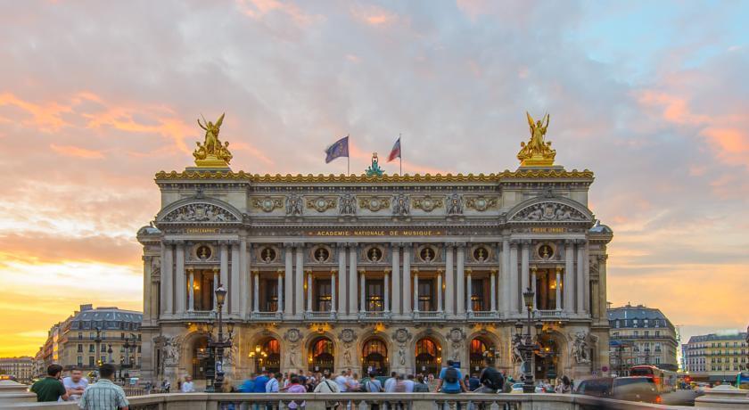 Golden Tulip Opera De Noailles Франция Париж