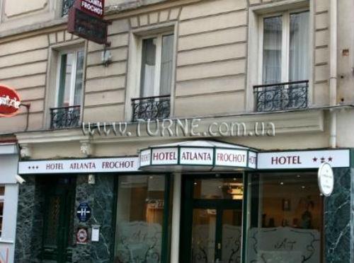 Atlanta Frochot Франция Париж