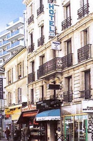 Фото Avenir Montmartre Франция Париж