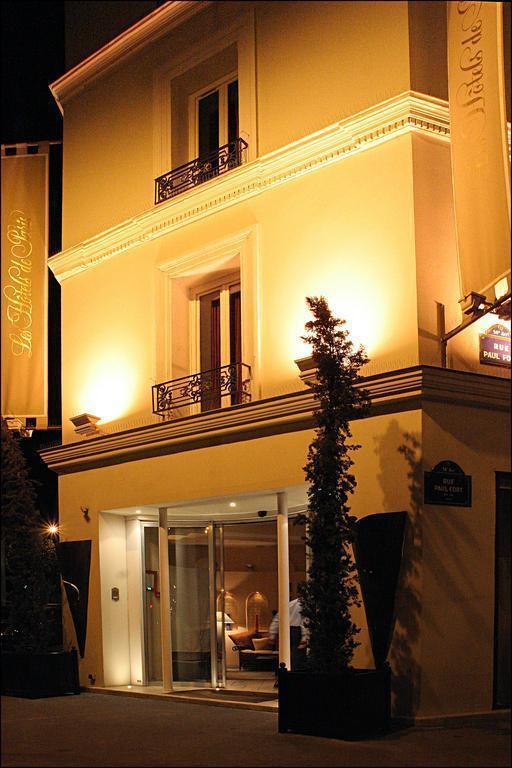 Villa Royale Montsouris Париж