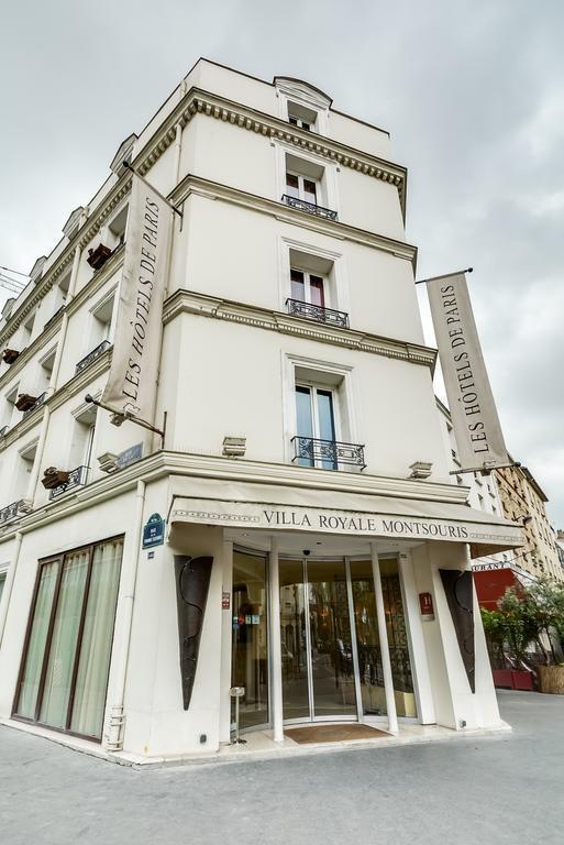 Отель Villa Royale Montsouris Париж