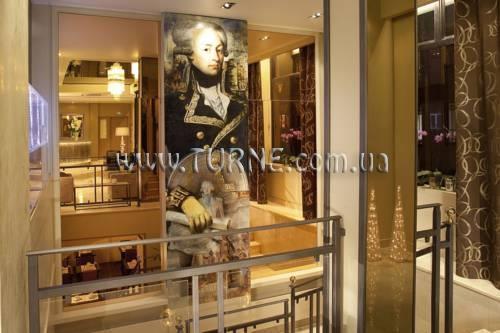 Отель Anjou La Fayette Париж