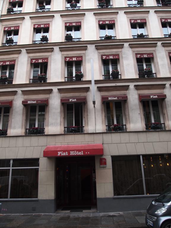 Fiat Франция Париж