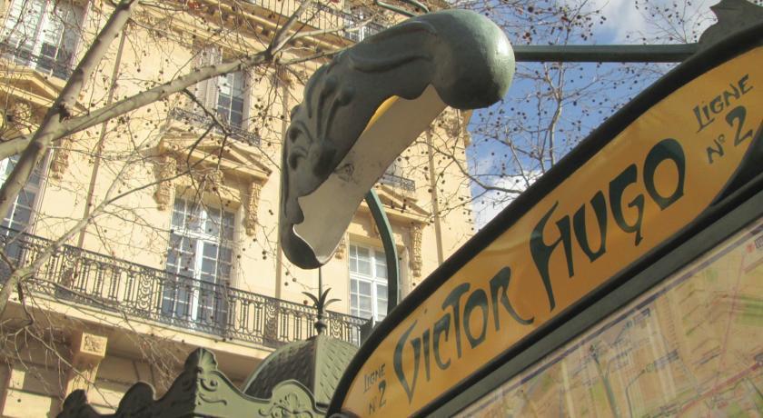 Отель Floride Etoile Париж