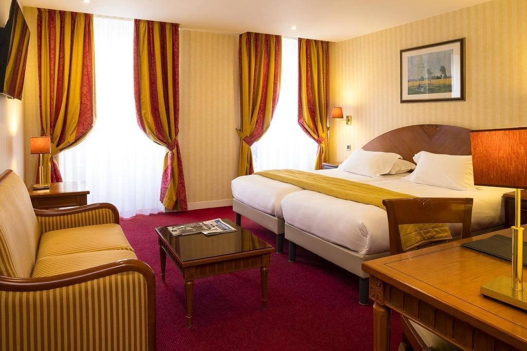 Отель Imperial Франция Париж
