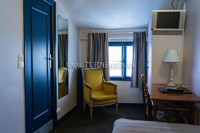 Отель Exelmans Франция Париж