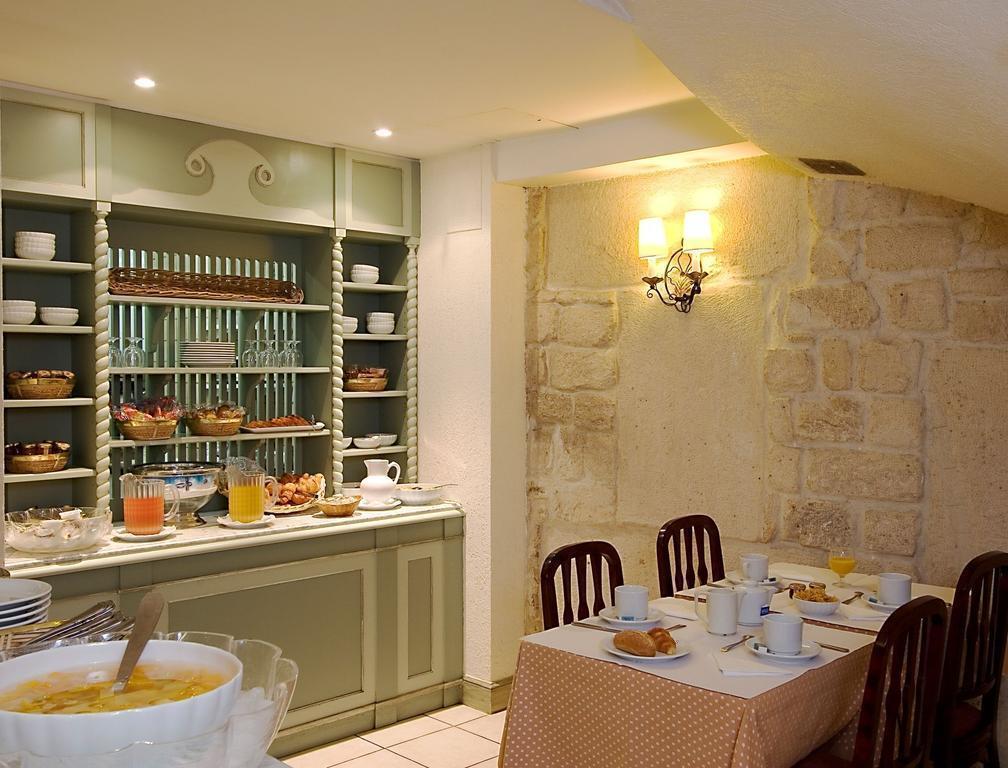 Отель Best Western Ducs De Bourgogne Париж