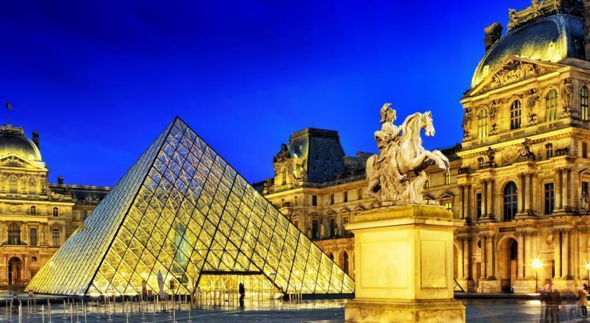 Best Western Ducs De Bourgogne Франция Париж