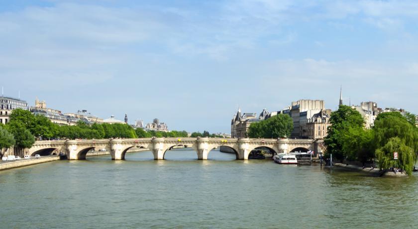 Best Western Ducs De Bourgogne Париж