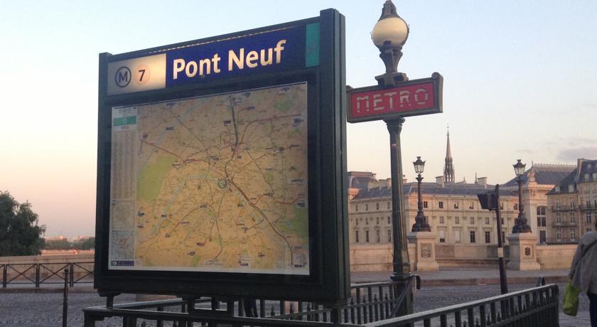 Отель Best Western Ducs De Bourgogne Франция Париж