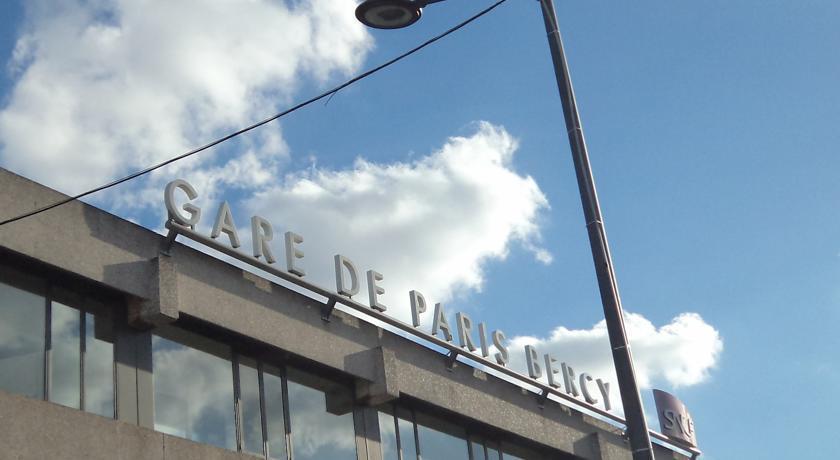 Отель Claret Франция Париж