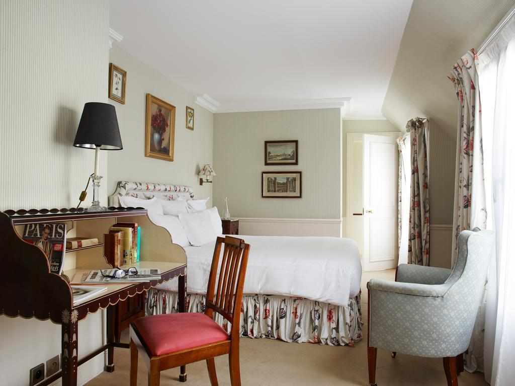 Отель De Vigny Франция Париж