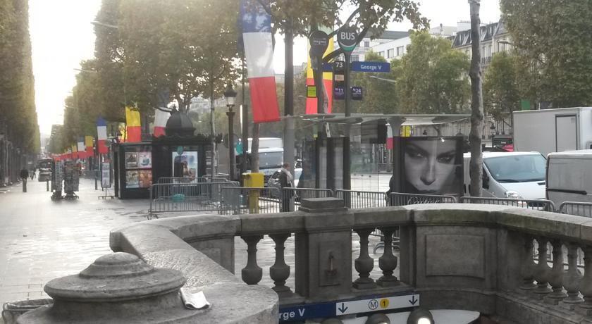 De Vigny Париж