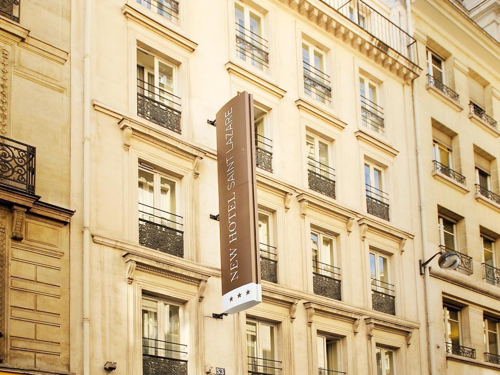 New Hotel Saint Lazare Франция Париж