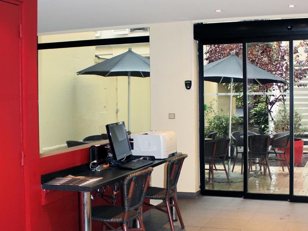 Отель New Hotel Saint Lazare Париж