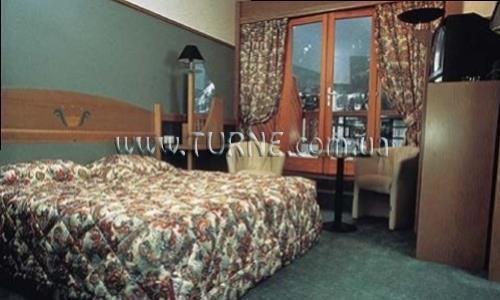 Отель Hotel Morgane Франция Шамони