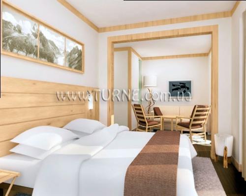 Отель Hotel Morgane Шамони