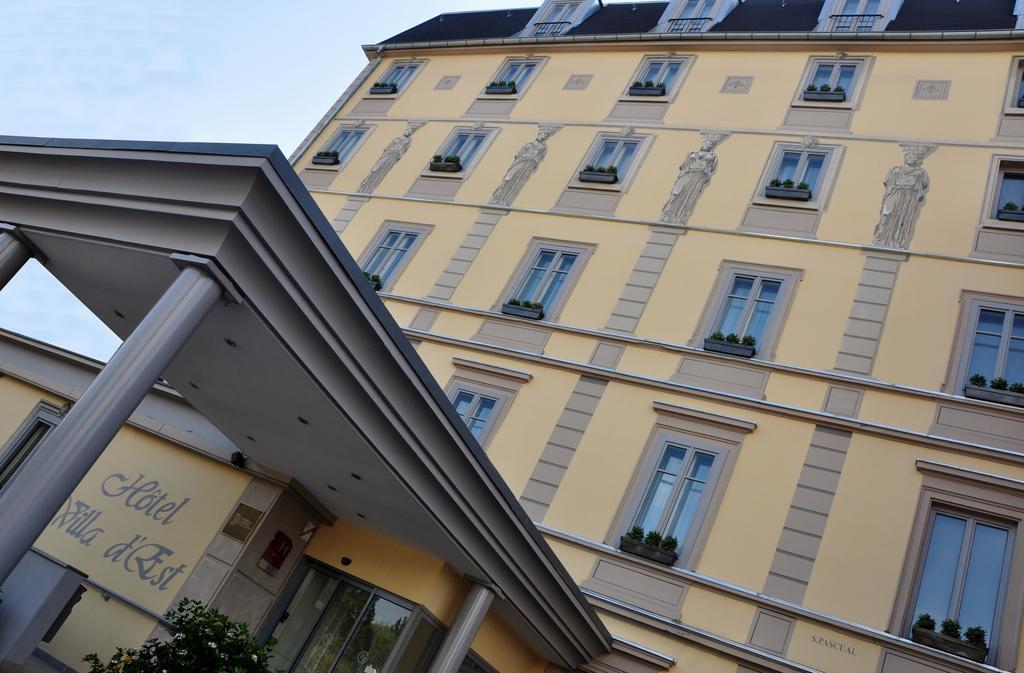 Villa D'Est Страсбург