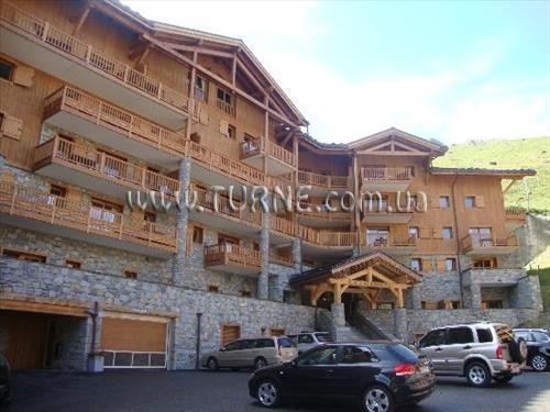 Отель Residence le Telemark Франция Тинь