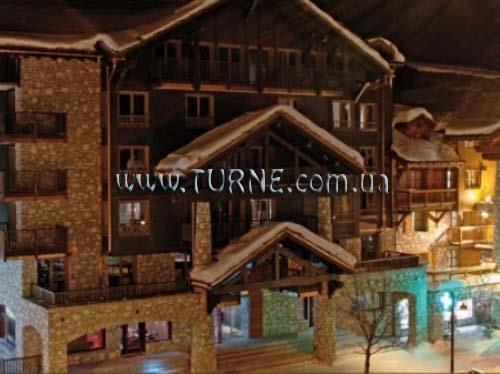 Отель Avenue Lodge Валь-Д'Изер