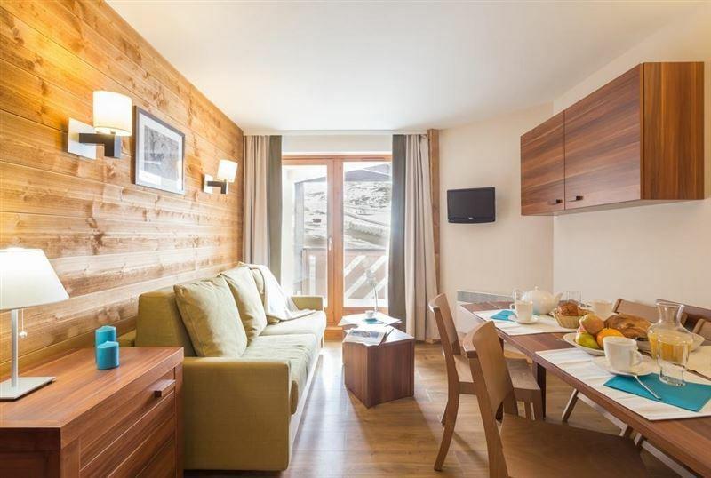 Отель Pierre & Vacances Residence Le Machu Pichu Валь Торанс