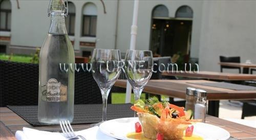 Отель Mercure Vichy Thermalia Виши