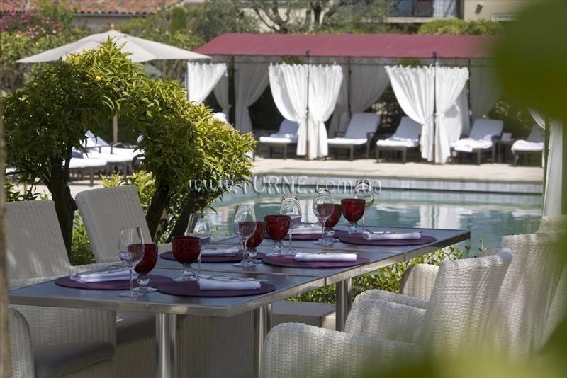 Фото Hotel Le Mas De Pierre Франция Жуан Ле Пен