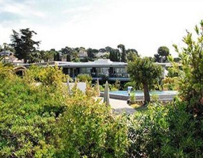 Отель Cap D Antibes Beach Hotel Франция Жуан Ле Пен