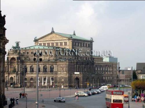 Dresden Hauptbahnhof Дрезден