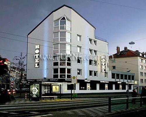 Отель Am Spichernplatz Германия Дюссельдорф