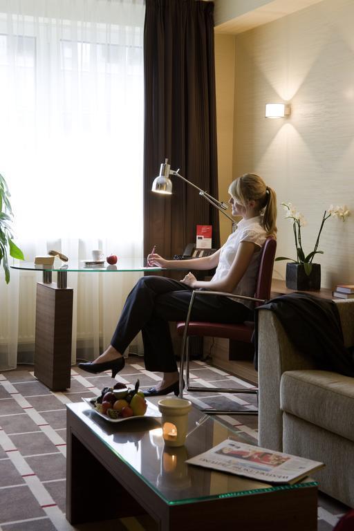Фото Mercure Hotel Duesseldorf City Center 3*