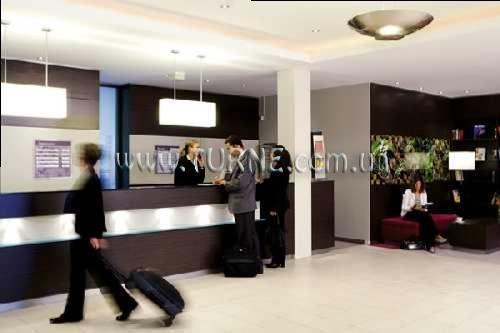 Фото Mercure Hotel Dusseldorf Neuss 4*