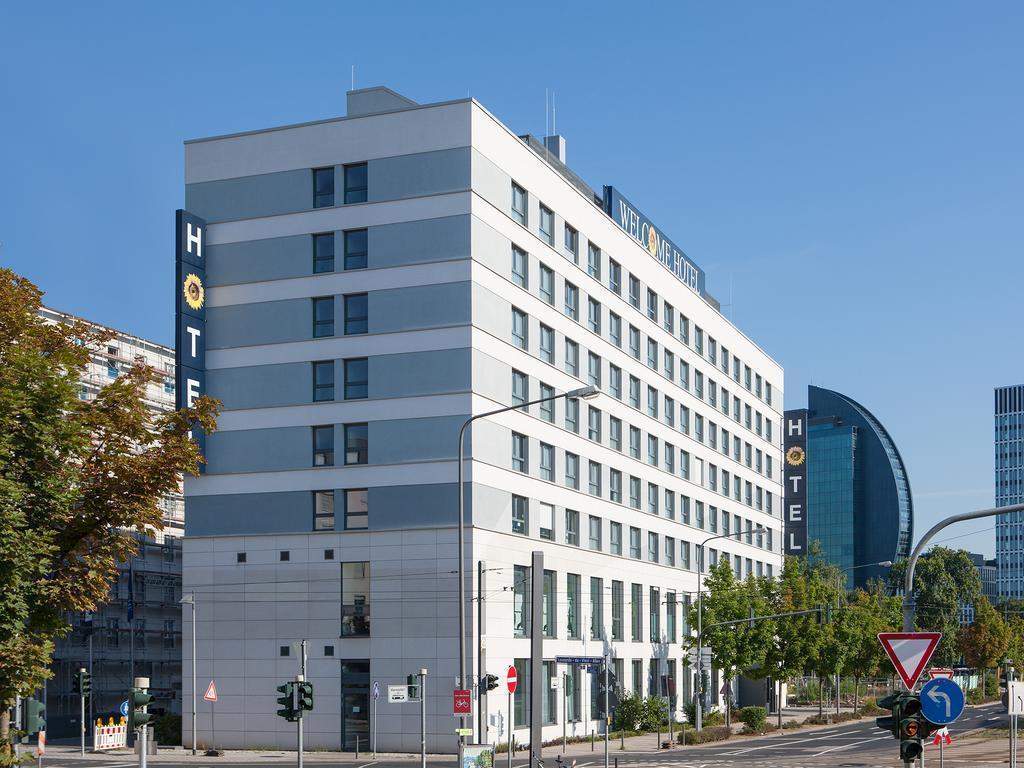 Welcome Hotel Frankfurt Германия Франкфурт на Майне