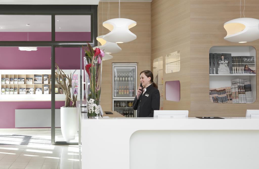 Отель Welcome Hotel Frankfurt Германия Франкфурт на Майне