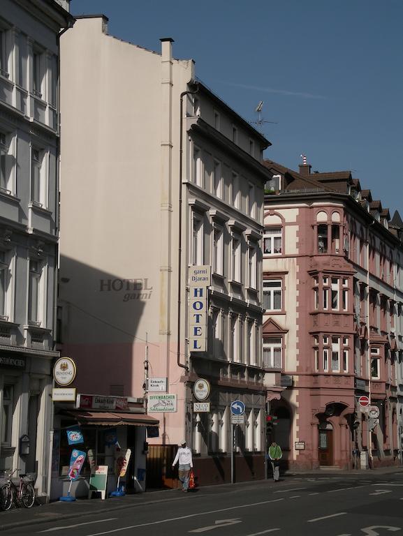 Отель Djaran Германия Франкфурт на Майне