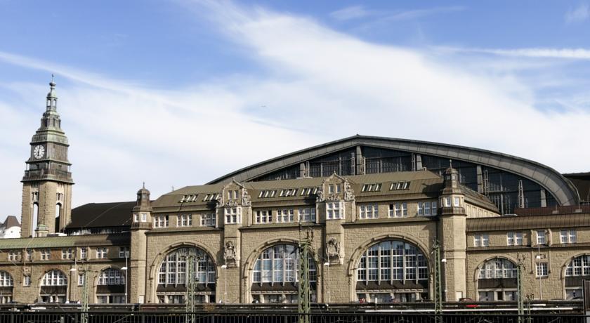Отель Lumen Am Hauptbahnhof Германия Гамбург