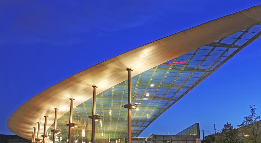 Фото Lumen Am Hauptbahnhof